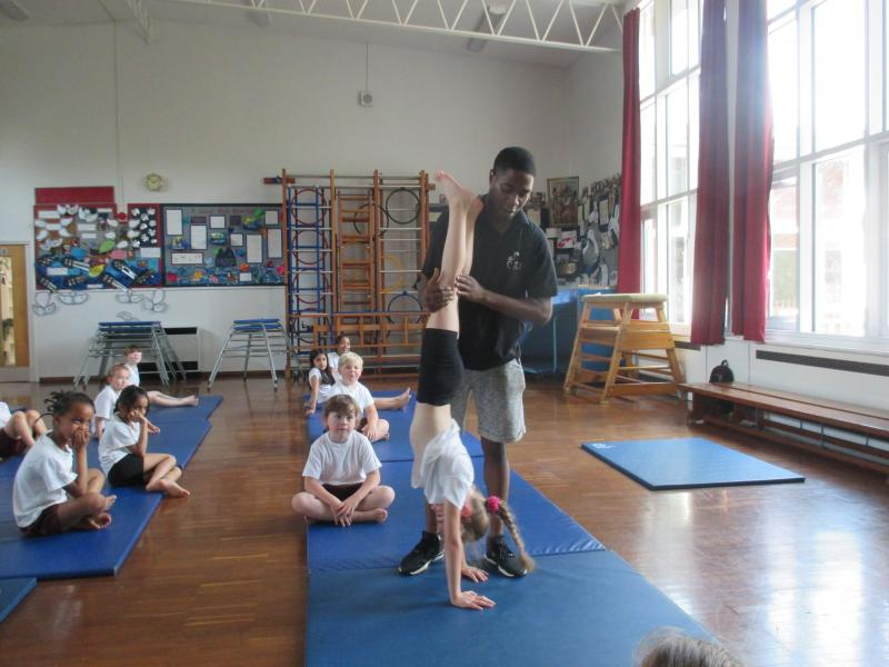 Gymnastic Taster Session